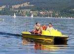 Baden Bootsfahrten Ferien am See Berferien Ausspannen Urlaub im Schwarzwald