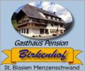 Pension Birkenhof Menzenschwand St. Blasien